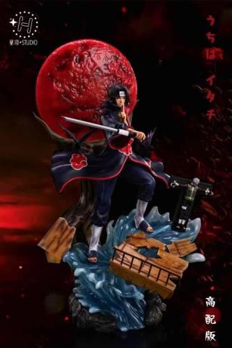 【Preorder】XH Studio Naruto Uchiha Itachi Resin Statue's Postcard