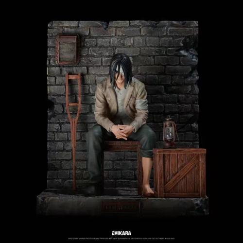 【Preorder】CHIKARA Studio Attack on Titan Eren Jaeger Resin Statue's Postcard
