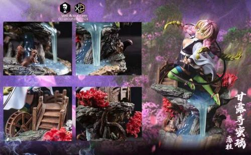 【Preorder】Xs Studios & Yang Studios Demon Slayer Kanroji Mitsuri Resin Statue's Postcard