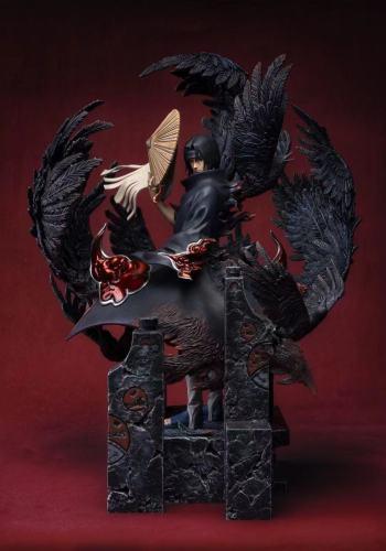 【Preorder】ZUOBAN Studio NARUTO Uchiha Itachi Resin Statue's Postcard