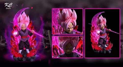 【Preorder】KC Studio Dragon Ball Rose Goku Resin Statue's Postcard