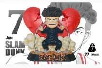 【Preorder】FF Studio SlamDunk Lovelorn Miyagi Ryota Resin Statue's Postcard