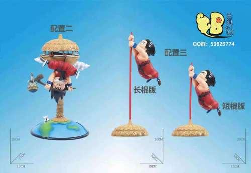 【Preorder】DB Studio Dragon Ball Karin Tower Goku Resin Statue's Postcard