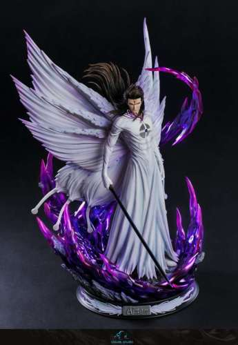 Clouds Studio BLEACH Aizen Sousuke Resin Statue Balance