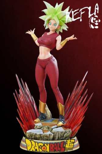 Panda Studio Dragon Ball Kefla Resin Statue Balance Payment