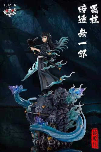 【Preorder】TPA Studio Demon Slayer Tokitou Muichirou Resin Statue's Postcard