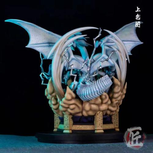 【Preorder】Ingenuity Studio Blue-Eyes Ultimate Dragon Resin Statue's Postcard