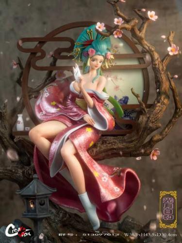 【Preorder】Creation Studio One Piece Kozuki Hiyori Resin Statue's Postcard