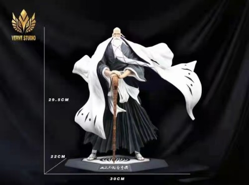 【Preorder】Verve Studio BLEACH Yamamoto Genryuusai Shigekuni 1/6 scale resin statue's postcard