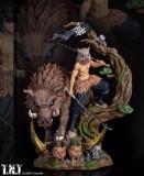 【Preorder】TNT Studio Demon Slayer Hashibira Inosuke Resin Statue's Postcard
