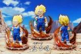 【Preorder】Demon Studio Dragon Ball Majin Vegeta Statue's Postcard