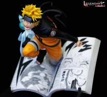 【Preorder】Legendary Book Studio Naruto Uzumaki Naruto Resin Statue's Postcard