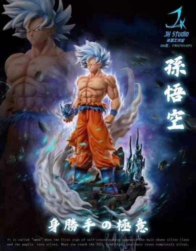 【In Stock】JH Studio Dragon Ball Migatte no Gokui Son Goku Resin Statue
