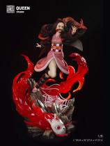【Preorder】QUEEN Studio Demon Slayer Kamado Nezuko Resin Statue's Postcard