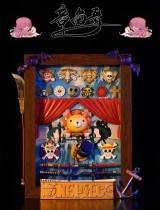 【Preorder】ZYG Studio One Piece Stereo Photo Frame Resin Statue's Postcard