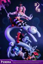 【Preorder】Iron Crane Studio One Piece Ghost Princess Perona Resin Statue's Postcard