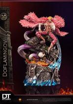 【Preorder】DT Studio One Piece Donquixote Doflamingo Resin Statue's Postcard
