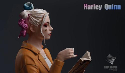 【Preorder】Hurricane Studio Suicide Squad Harley Quinn Resin Statue's Postcard