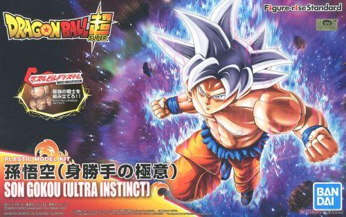 【Preorder】BANDAI Figure-rise Dragon Ball Ultra Instingt Goku PVC Figure's Postcard