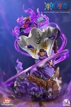 "【Preorder】Infinity Studio One Piece ""Fujitora"" Issho Copyright Resin Statue's Postcard"