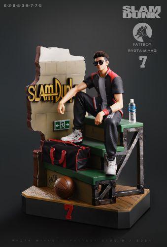 【Preorder】Fattboy Studio SlamDunk Miyagi Ryota 1/6 Scale Resin Statue's Postcard