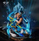 【Preorder】KC Studio Dragon Ball Vegetto Resin Statue's Postcard