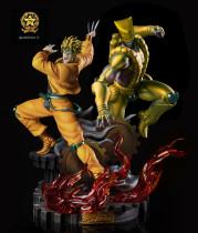【Preorder】JOJO Studio JoJo's Bizarre Adventure Dio Brando&The World Resin Statue's Postcard