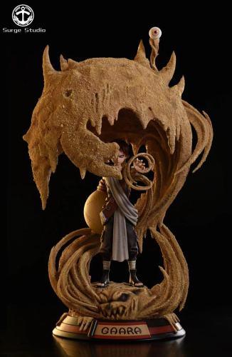 【Preorder】Surge Studio Naruto Childhood Gaara Resin Statue's Postcard