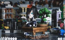 【Preorder】ShowHand Studio Demon Slayer Iguro Obanai Resin Statue's Postcard