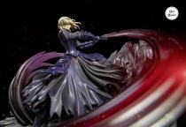 【Preorder】Epic Studio Fate FGO Saber Alter Resin Statue's Postcard