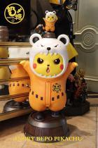 【Preorder】Naitang studio Pokemon Pikachu cosplay Bepo Resin Statue's Postcard