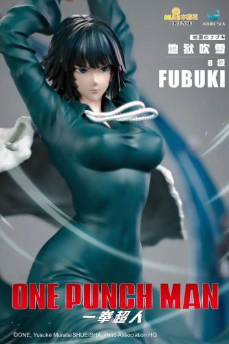 【Preorder】AzureSea Studio One Punch-Man Fubuki Copyright Resin Statue's Postcard