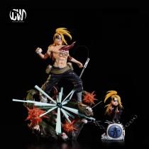 【Preorder】CW Studio NARUTO Deidara Resin Statue's Postcard