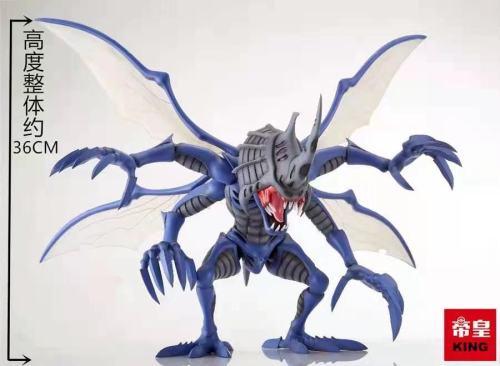 【Preorder】King Studio Digimon Adventure Kabuterimon Resin Statue's Postcard