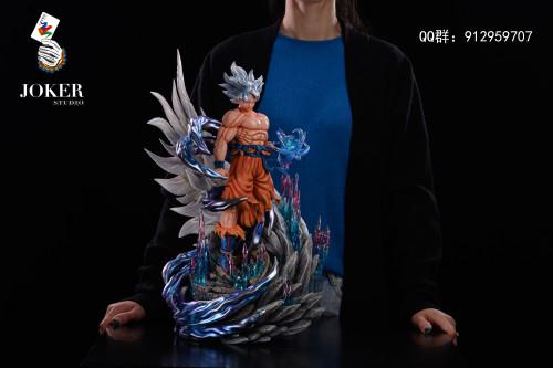 【Preorder】Joker studio Dragon Ball Migatte no Gokui Son Goku Resin Statue's Postcard