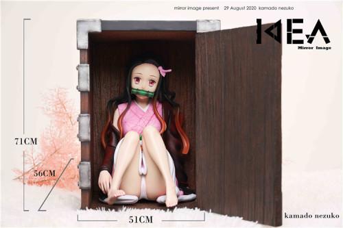 Mirror Image Studio Demon Slayer Nezuko Resin Statue Balance