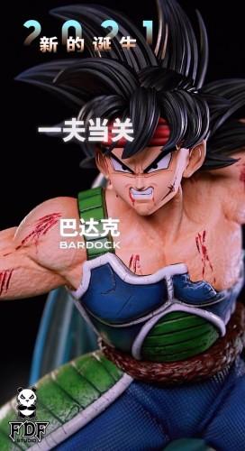 【Preorder】FDF Studio Dragon Ball Burdock Resin Statue's Postcard