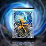 【In Stock】Iron Kite Studio Naruto Resin Statue Acrylic Display Box