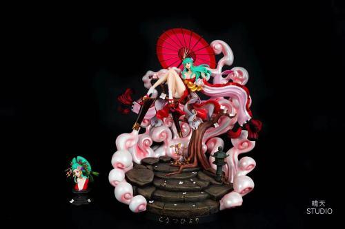 【Preorder】Qingtian Studio One Piece Kozuki Hiyori Resin Statue's Postcard