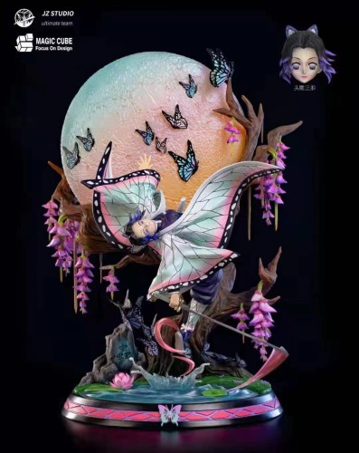 【Preorder】Magic Cube Studio Demon Slayer Kochou Shinobu Resin Statue's Postcard