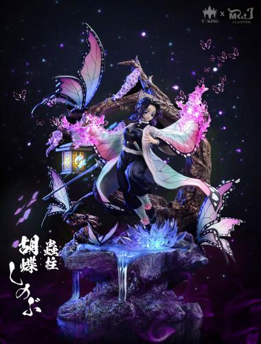 【Preorder】U-King x MRJ Studio Demon Slayer Kochou Shinobu Resin Statue's postcard
