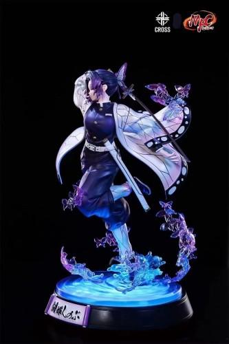 【Preorder】Cross Studio&MFC Studio Demon Slayer Kochou Shinobu Resin Statue's Postcard