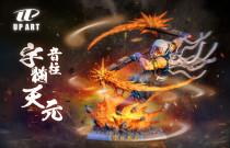 【Preorder】UP Art Studio Demon Slayer Uzui Tengen Resin Statue's Postcard