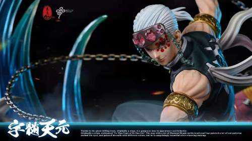 【Preorder】LC Studio Demon Slayer Uzui Tengen No.2 Resin Statue's Postcard