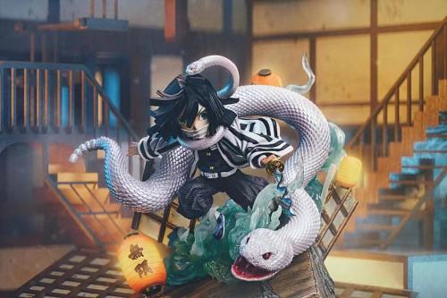 【Preorder】G5 Studio Demon Slayer Iguro Obanai Resin Statue's Postcard