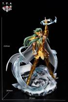 【Preorder】TPA Studio Saint Seiya THE LOST CANVAS Degel Resin Statue's Postcard