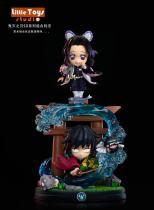 【Preorder】LottleToys Studio Demon Slayer Shinobu&Giyuu Resin Statue's Postcard