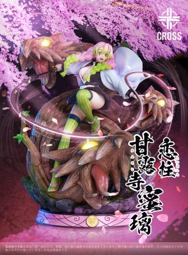 【Preorder】Cross Studio Demon Slayer Kanroji Mitsuri Resin Statue's Postcard