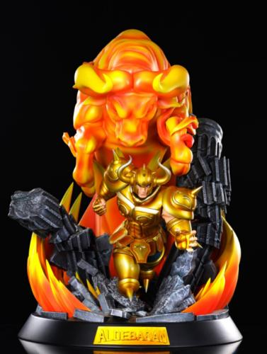 【Preorder】SHENGYU Studio Saint Seiya Taurus Aldebaran Resin Statue
