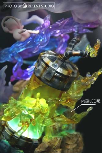 【Preorder】Crescent Studio Pokemon Mewtwo Resin Statue